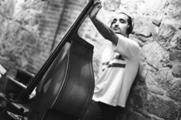 Juan Pablo Balcazar en Laietana Studios - BCN -