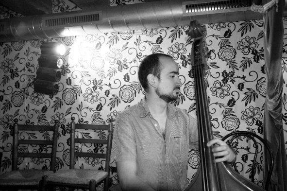 Juan Pablo Balcazar en Robadors23