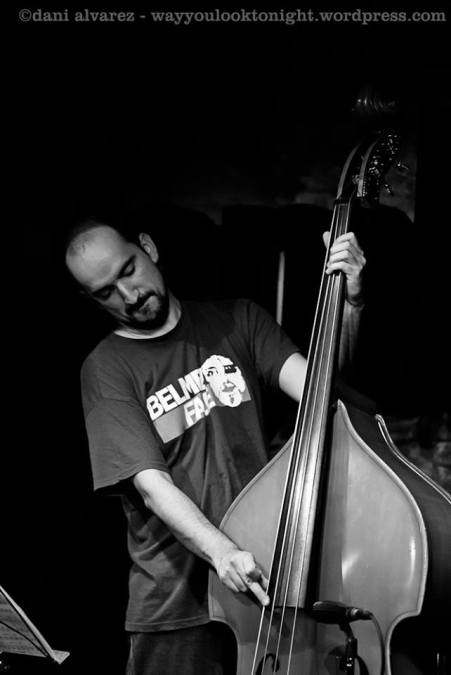 Juan Pablo Balcazar - JpBalcazar TRIO en Jamboree - Dani Alvarez -