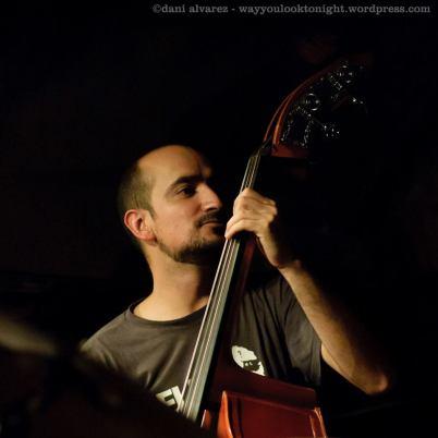 JpBalcazar TRIO en Jamboree - Dani Alvarez -