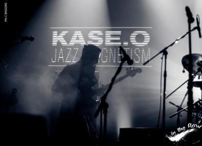 Juan Pablo Balcazar con Kase.O
